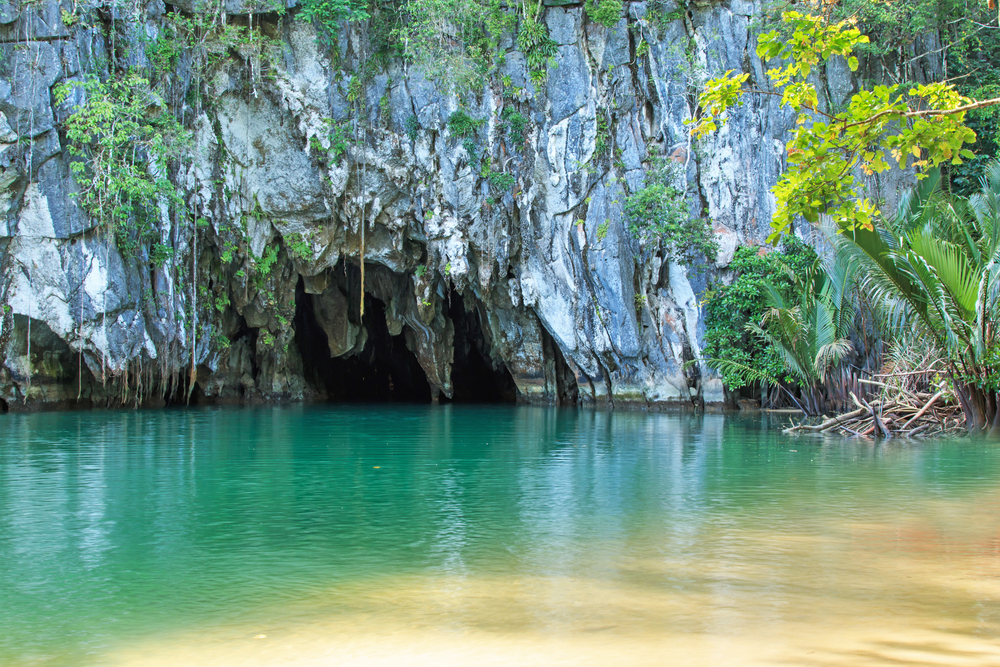 Подземная река Пуэрто Принцеса