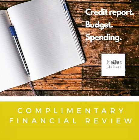 Complimentary Financial Review