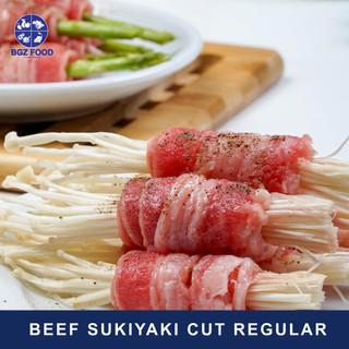 Beef Sukiyaki Cut Regular