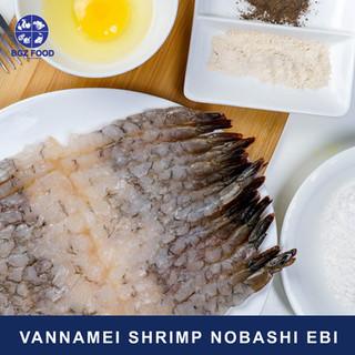 Vannamei Shrimp Nobashi Ebi