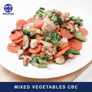 Mixed VEgetables CBC