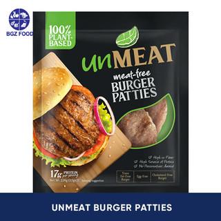 UnMeat Burger Patties