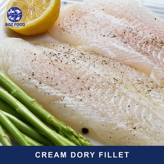 Cream Dory Fillet