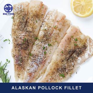 Alaskan Pollock Fillet
