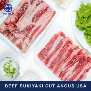 Beef Sukiyaki Premium Cut Angus USA