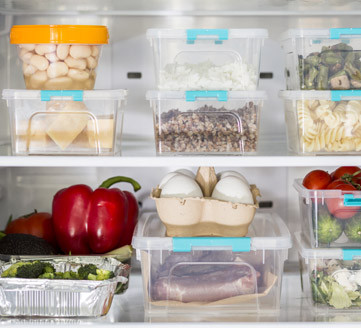 5 Staples to Always Have On Hand For Healthy Home Meals