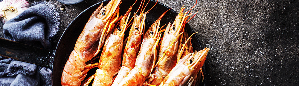 Shrimps cooked deliciously | BGZ Food | Food Products Supplier | Seafood Supplier Manila