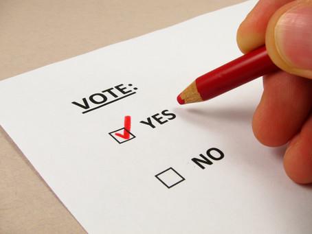 Cast your Vote - SOPE Sonographer Member & SOPE Secretary
