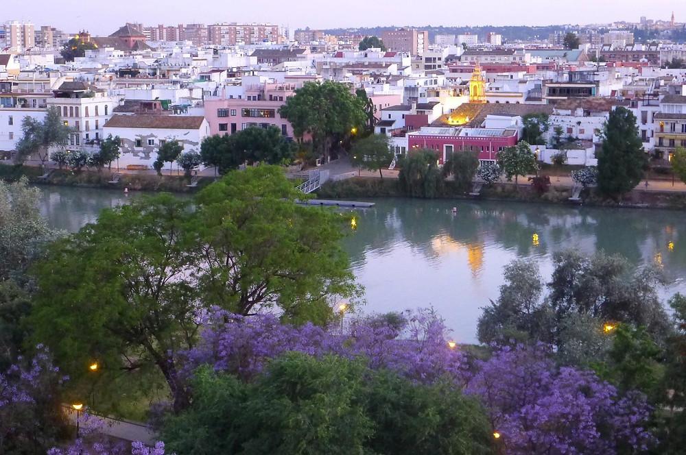 El Rio Guadalquivir