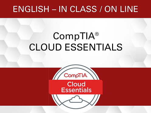 CompTIA® CLOUD Essentials