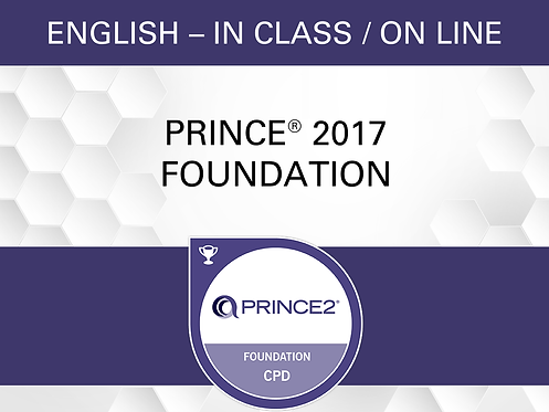 PRINCE2® 2017 Foundation