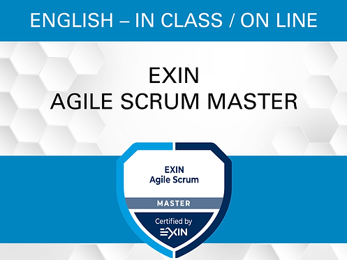 EXIN Agile Scrum Master Certification