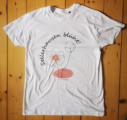 Sellerhausen blüht T-Shirt