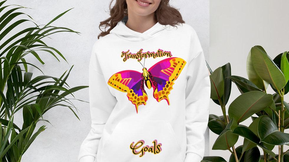 Transformation hoodie