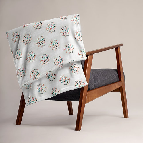 SLVerse Design Throw Blanket