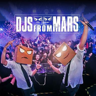 "El mejor MegaMashup del 2019 ""Djs From Mars"""