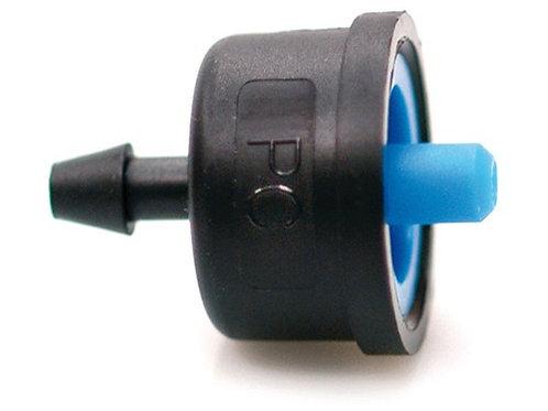 Gotejador Irrigação Autocompensante - 2 L/hora - 50 Peças