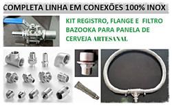 CONEXÕES EM INOX 304