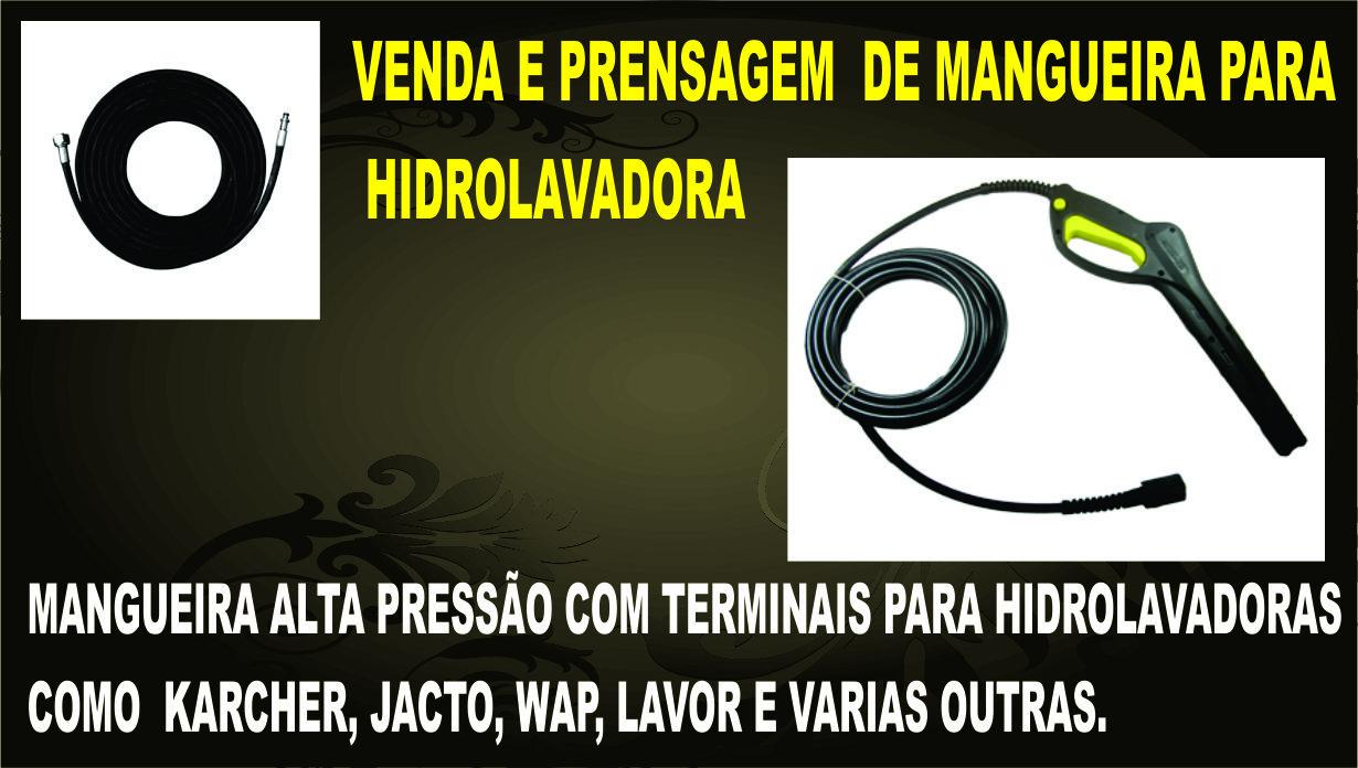 MANGUEIRA LAVADORA