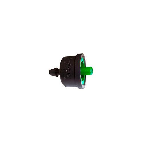 Gotejador Irrigação Autocompensante - 4 L/hora - 50 Peças