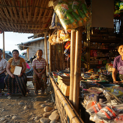 VR Documentary in Myanmar