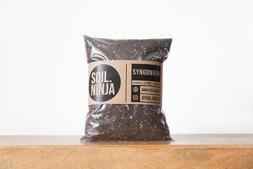 Premium Syngonium Soil Mix