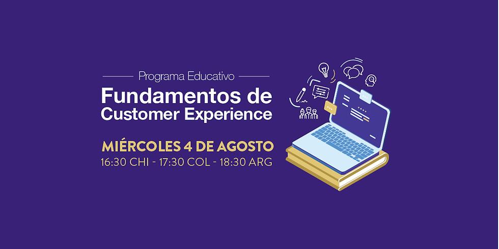 Fundamentos de Customer Experience . Edición 9