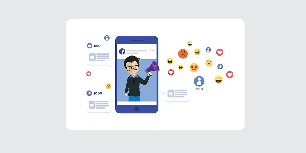 Experiencia en Redes Sociales . Edición 3