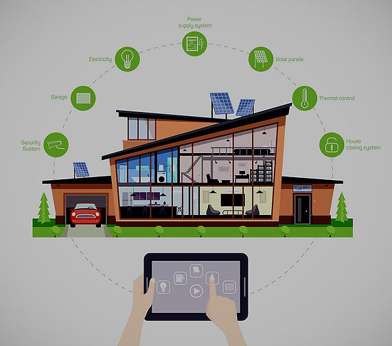 infographics-for-smart-home-with-automat