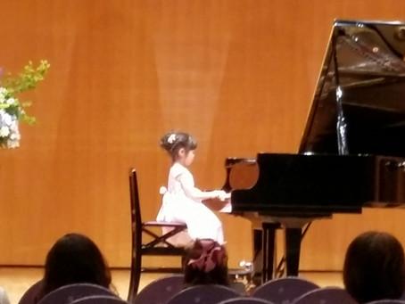 ピアノステージデビュー(七尾市)