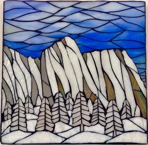 Flatirons in Winter