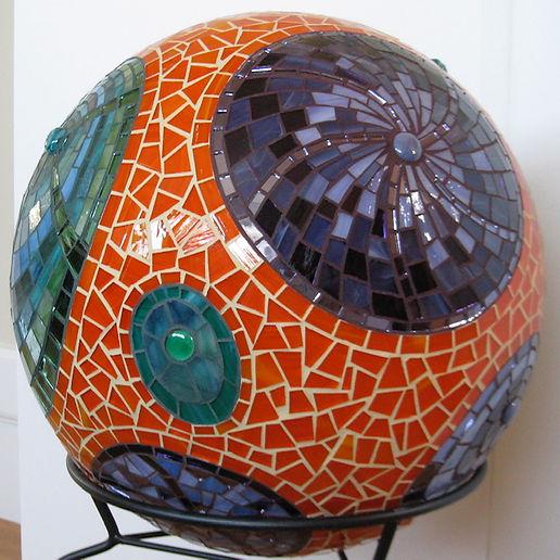 Garden Sphere - Pinwheel ircles.