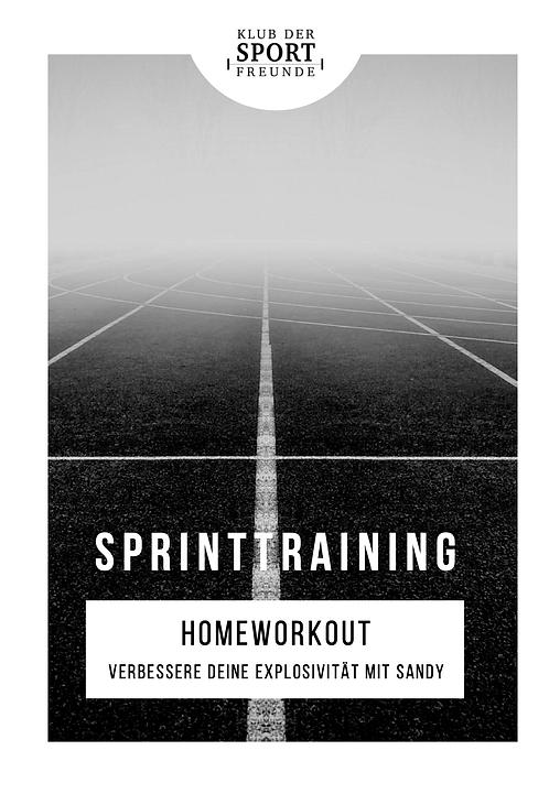 Homeworkout | Sprinttraining zuhause