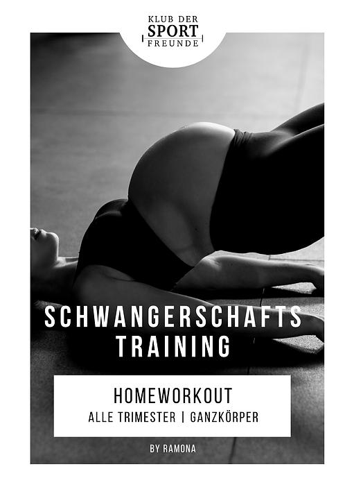 Homeworkout | Schwangerschaft alle Trimester