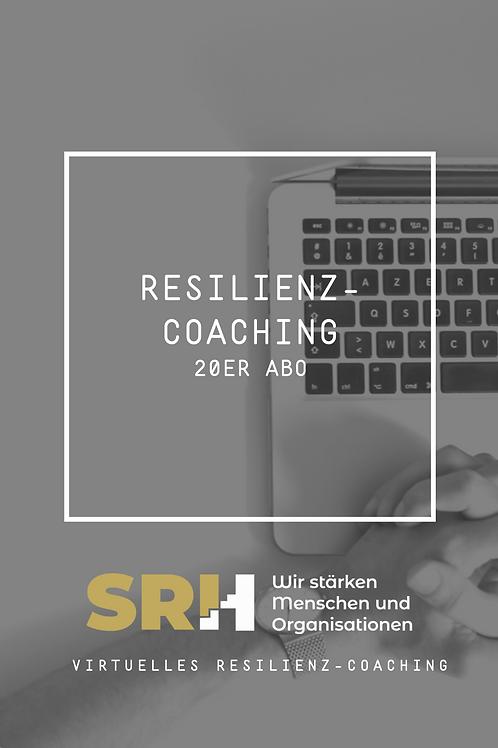 20er Abo | Resilienz Coaching