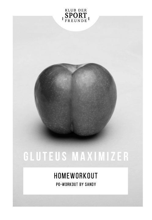 Homeworkout | Glutens Maximizer