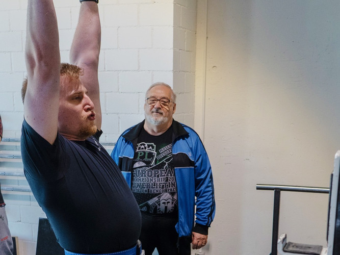 Boris Sheiko Powerlifting Seminar