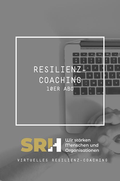 10er Abo | Resilienz Coaching