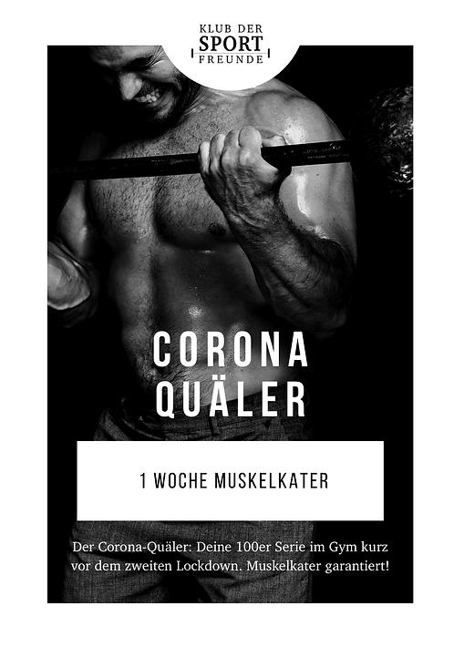Der Corona Quäler - 100er Workout