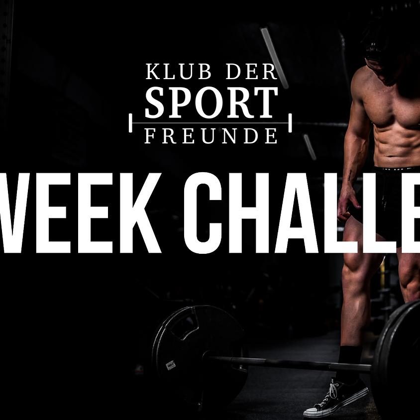 12-Wochen Challenge |5. Juli 2021