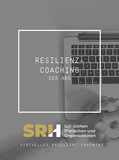 5er Abo | Resilienz Coaching