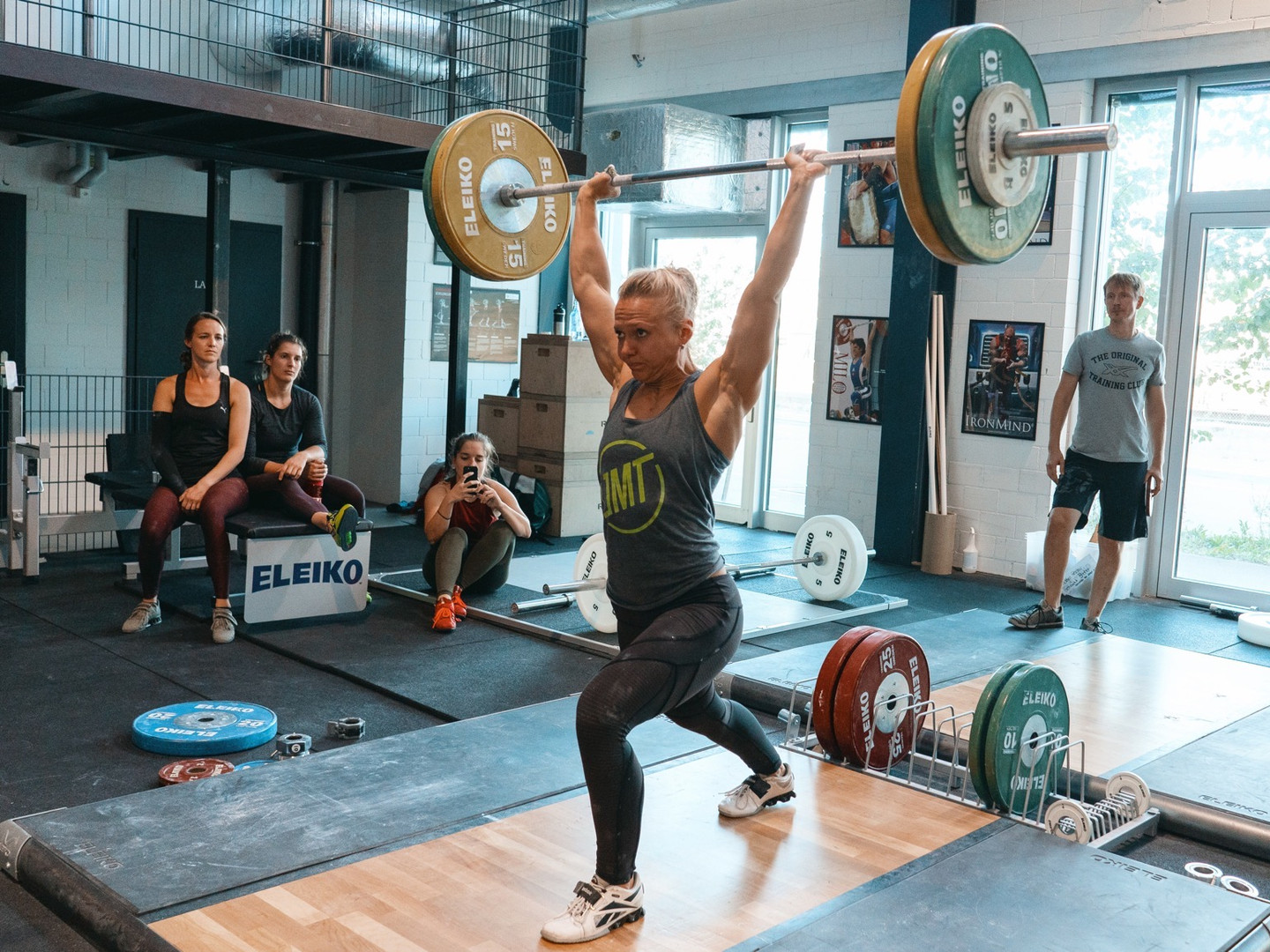 Oliver Caruso Weightlifting Seminar 2019