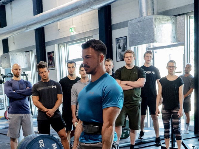 Boris Sheiko Powerlifting Seminar 2019