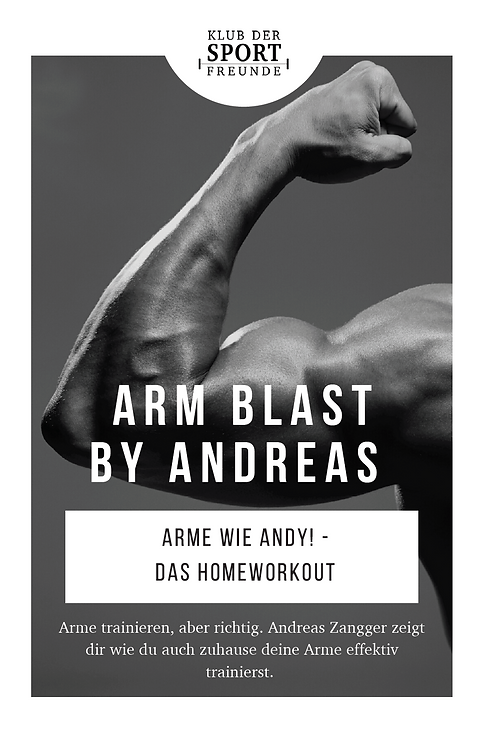 Homeworkout | Arm Blast by Andy