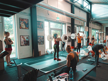 Oliver Caruso Weightlifting Seminar 2019