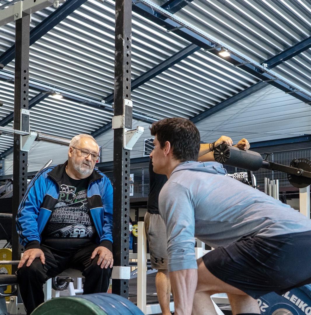 Boris SheikoPowerlifting Seminar 2019