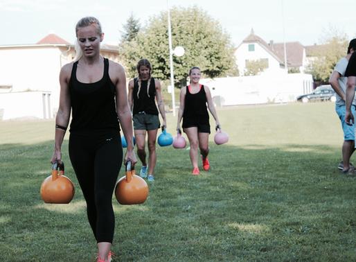 Vom Reha-Programm zum Strenght Training