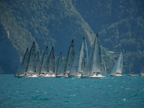 Brunnen, World Championship - Two swiss boats in the first two places!