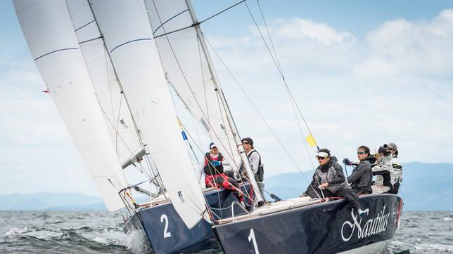 Platu 25 World Championship 2019 in Faro, Portugal.