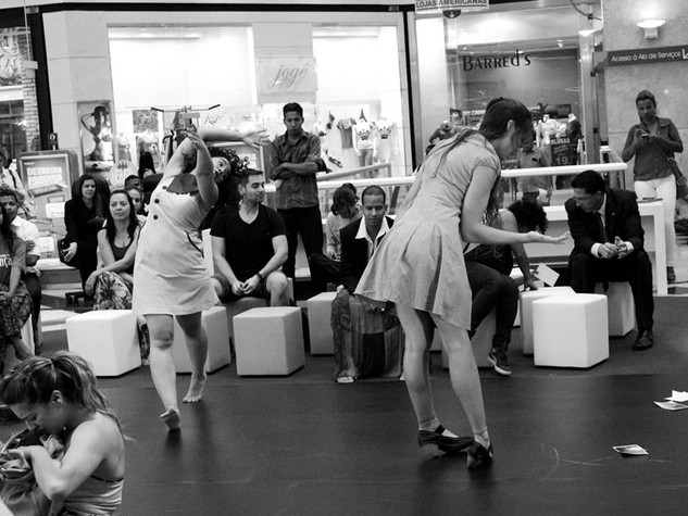 Sala de espera 2013 - Pátio Brasil Shopping, Asa Sul - DF